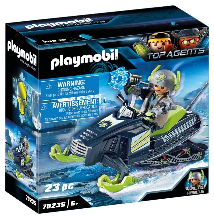 Playmobil 70235 Arctic Rebels Ice Scooter
