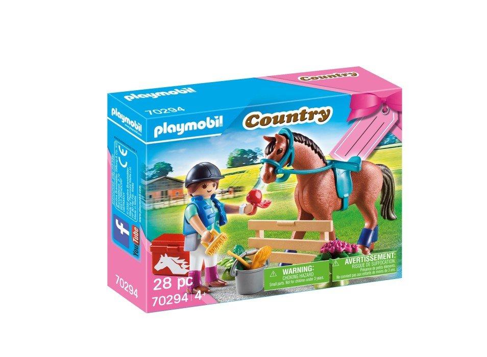 Playmobil 70294 Horse Farm Gift Set