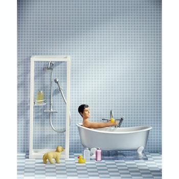 Lundby Dusch + badkar
