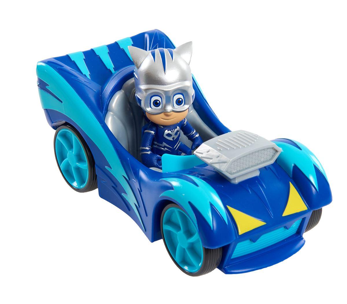 Pyjamashjältarna Speed Booster Vehicle - Kattpojken