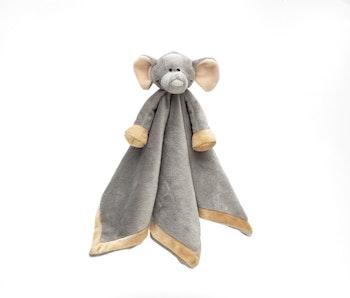 Teddykompaniet Diinglisar Wild Snuttefilt Elefant