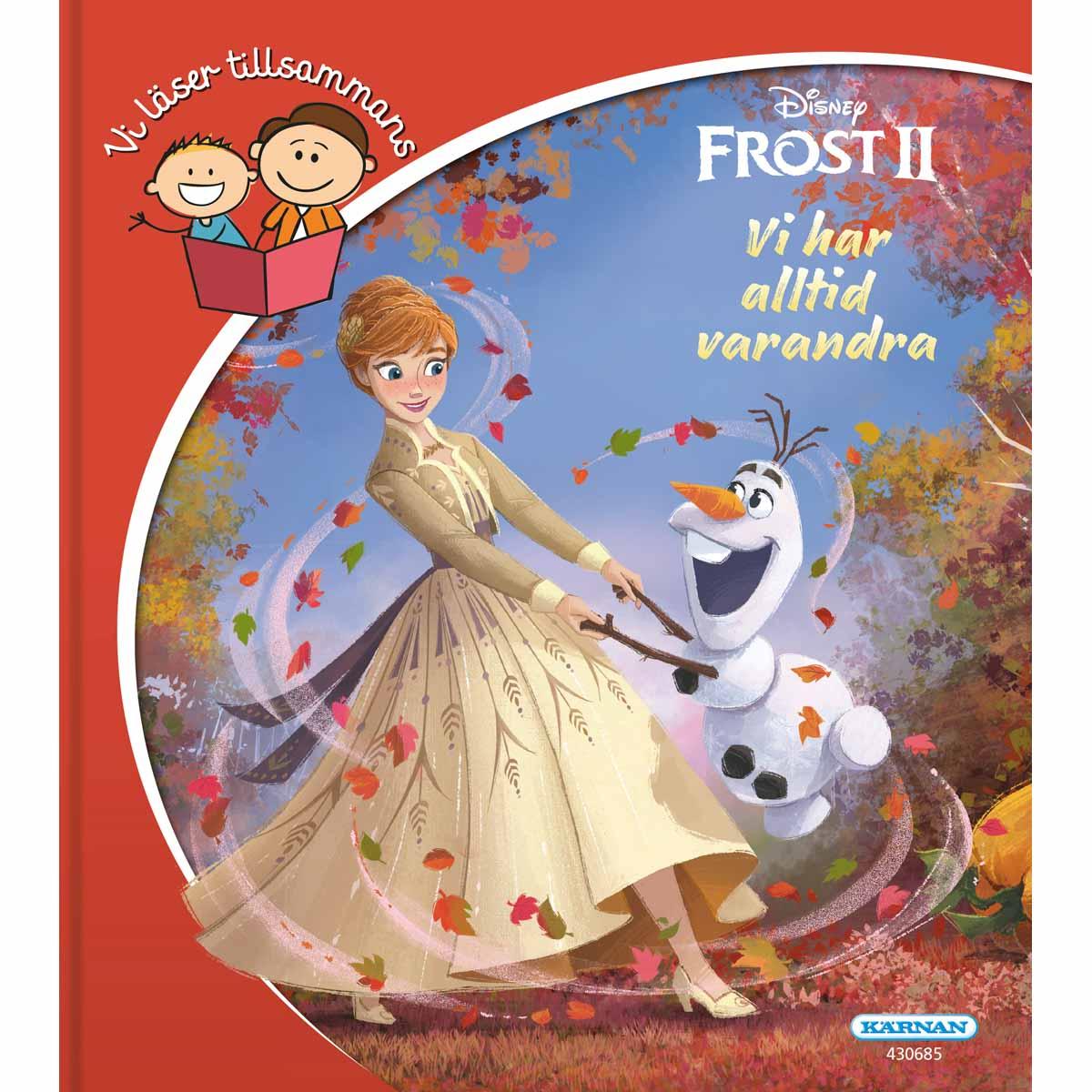 Frost 2 Vi Har Alltid Varandra