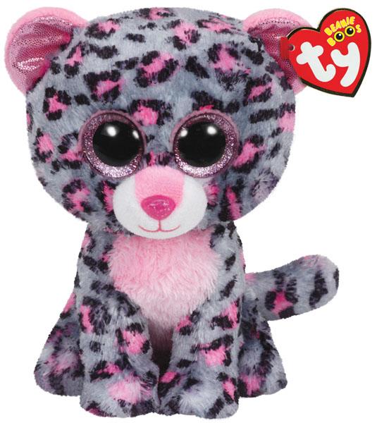TY Beanie Boos - Tasha Leopard 23 cm