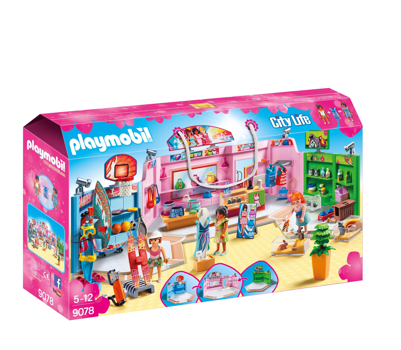 Playmobil City Life 9078 Butiksgalleria