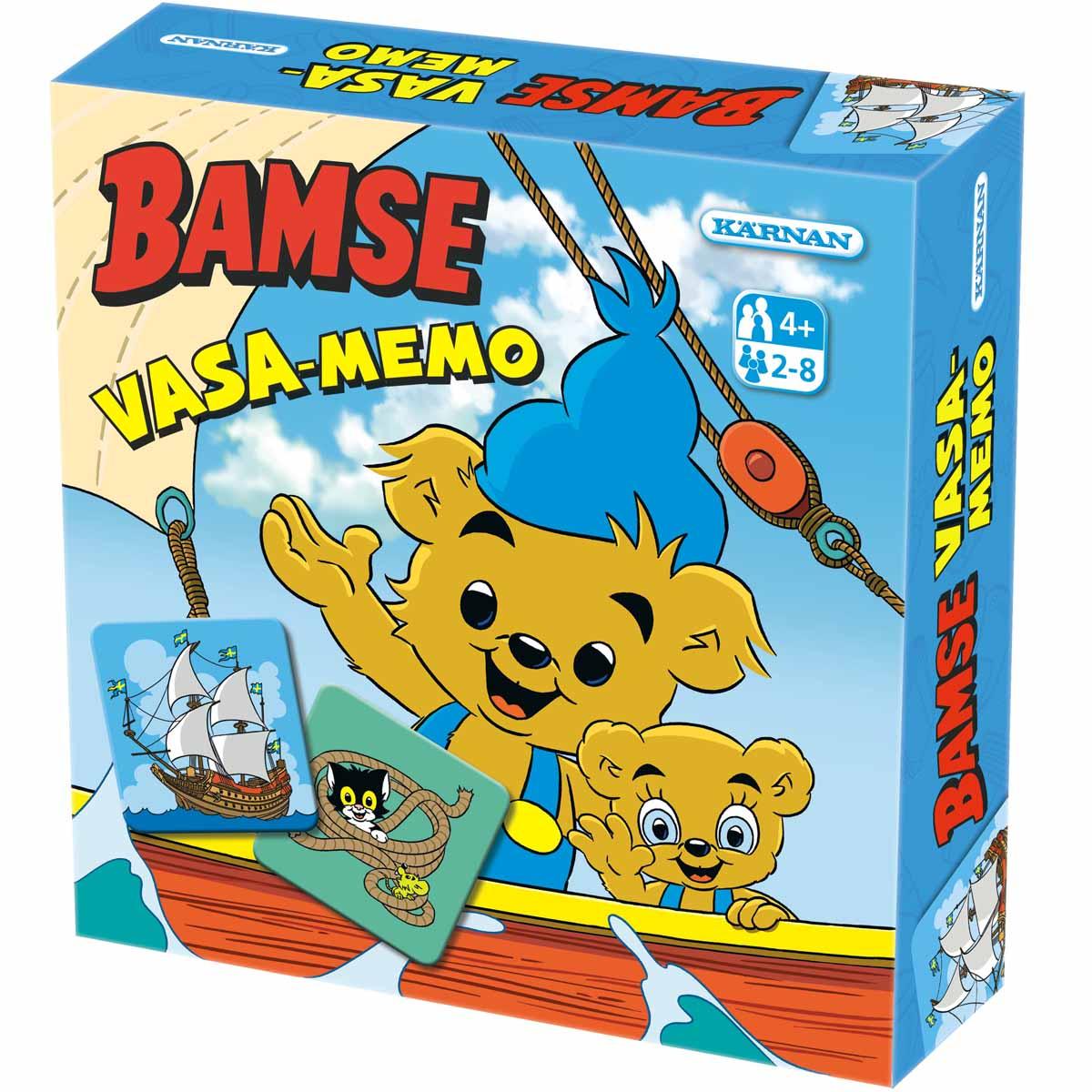 Memo Bamse Vasa