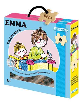 Askpussel Emma 6 Bitar
