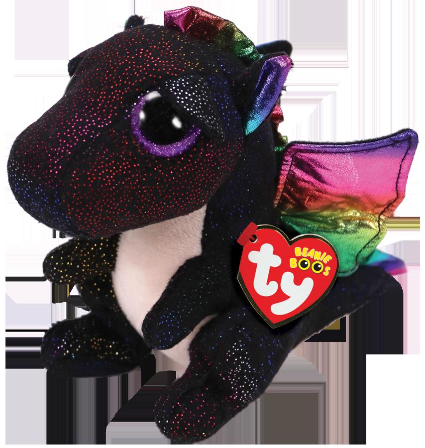 TY Beanie Boos - Anora black dragon 15 cm