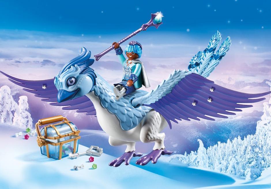 Playmobil Magic - Storslagen Fenix