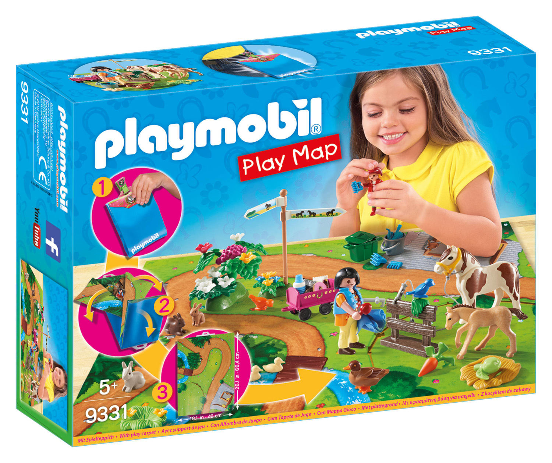 Playmobil Country - Lekkarta Ponnyutflykt