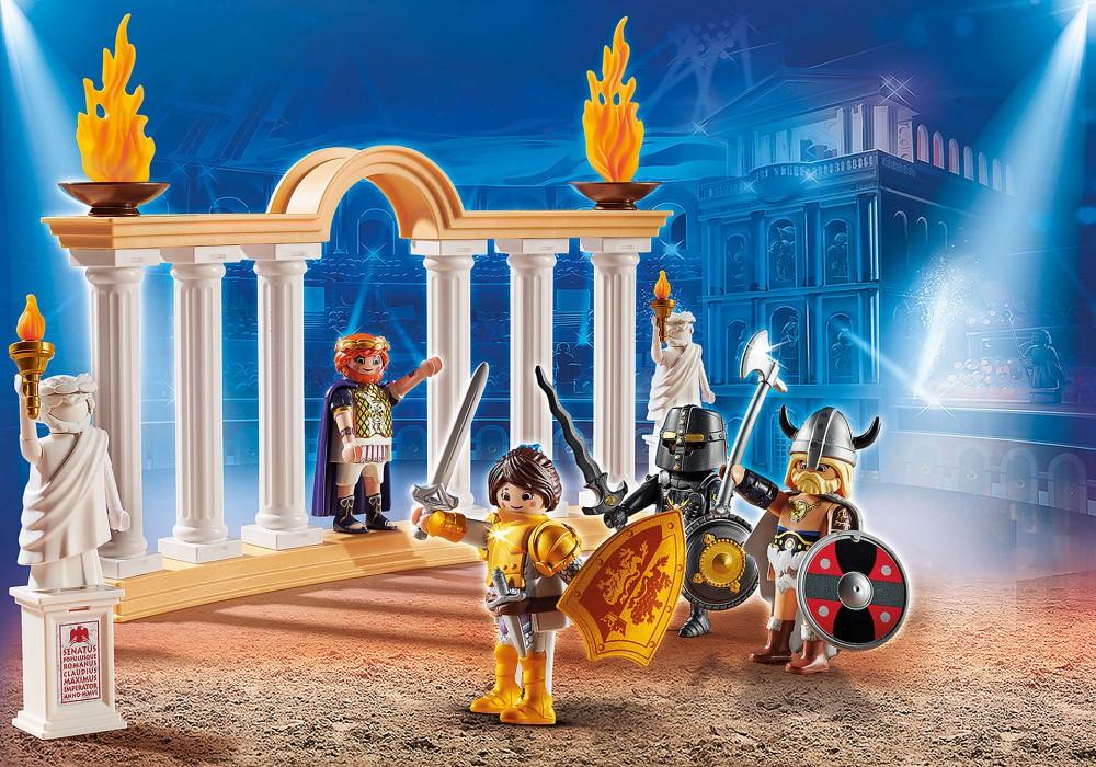 Playmobil the Movie - Kejsar Maximus i Colosseum