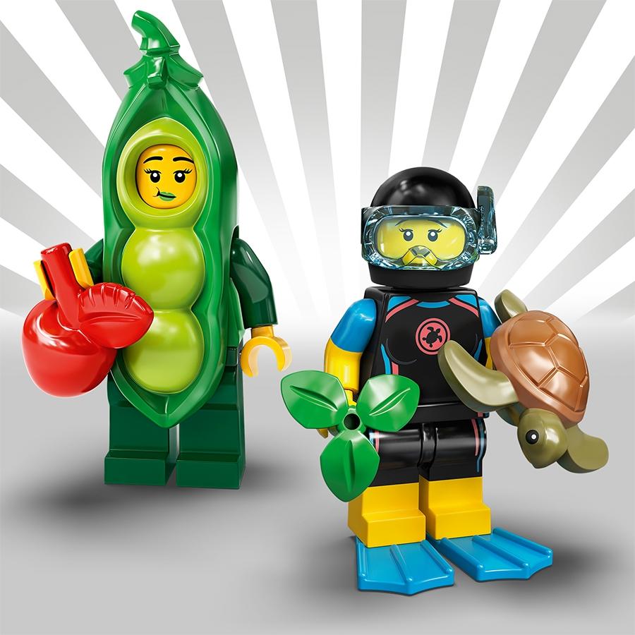 LEGO Minifigures 71027 Serie 20