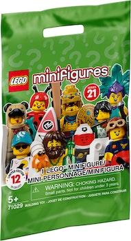 LEGO Minifigures 71029 Serie 21