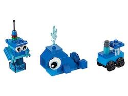 LEGO Classic 11006 Kreativa blå klossar
