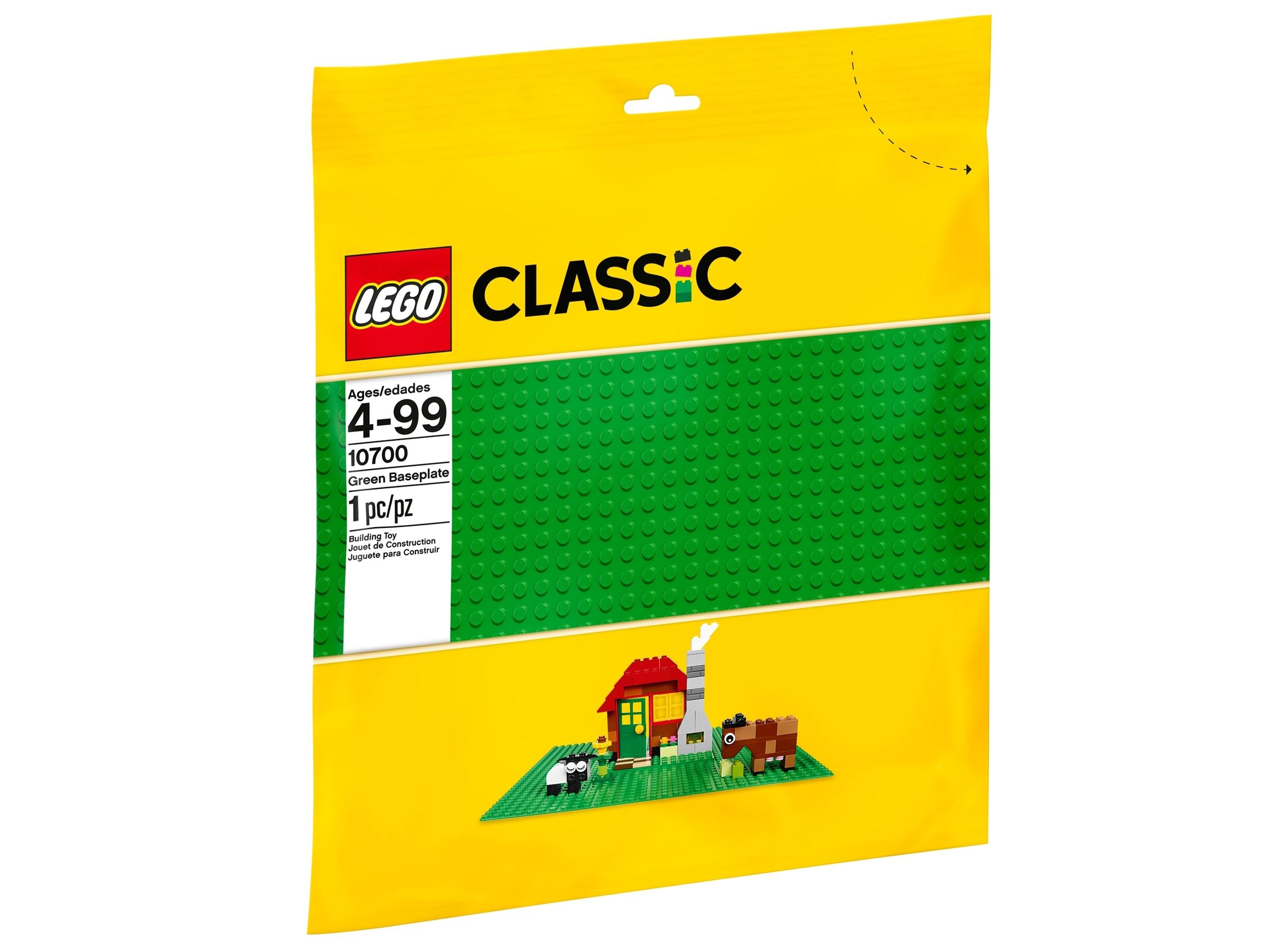 LEGO Classic 10700 Grön basplatta