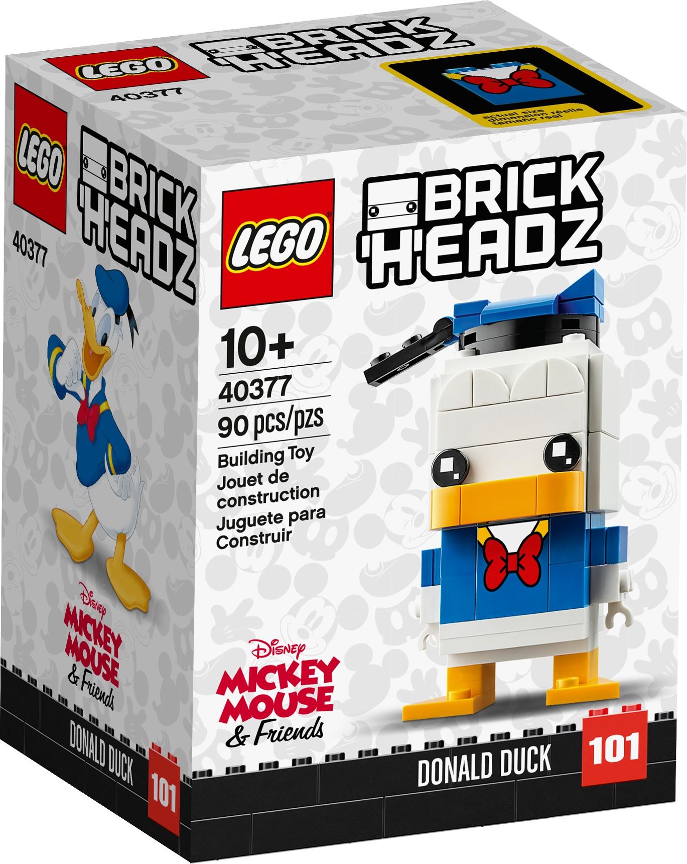 LEGO Disney 40377 Kalle Anka