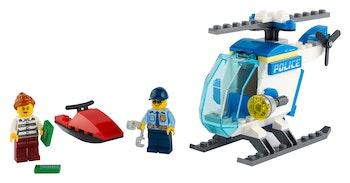LEGO City 60275 Polishelikopter
