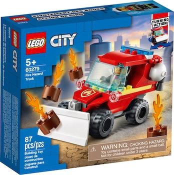 LEGO City 60279 Brandbil