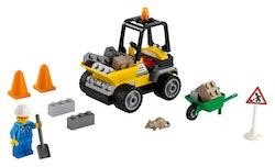 LEGO City 60284 Vägarbetsbil