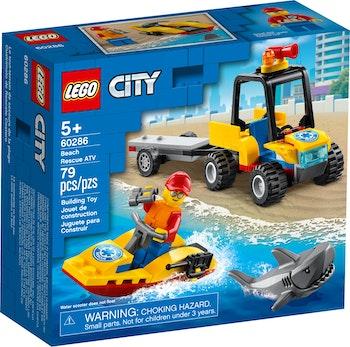 LEGO City 60286 Strandräddningsfyrhjuling