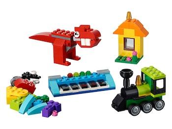 LEGO Classic 11001 Klossar och idéer