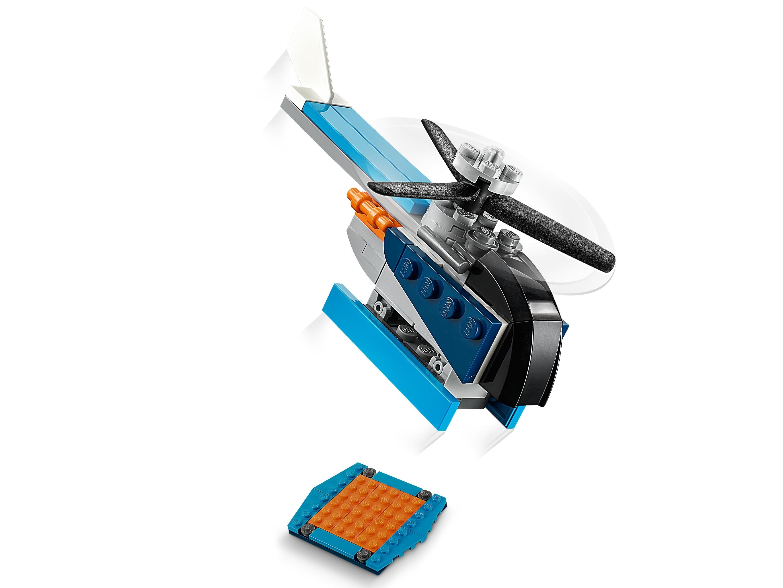 LEGO Creator 3-in-1 31099 Propellerplan