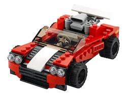 LEGO Creator 3-in-1 31100 Sportbil