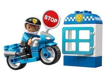 LEGO DUPLO 10900 Polismotorcykel