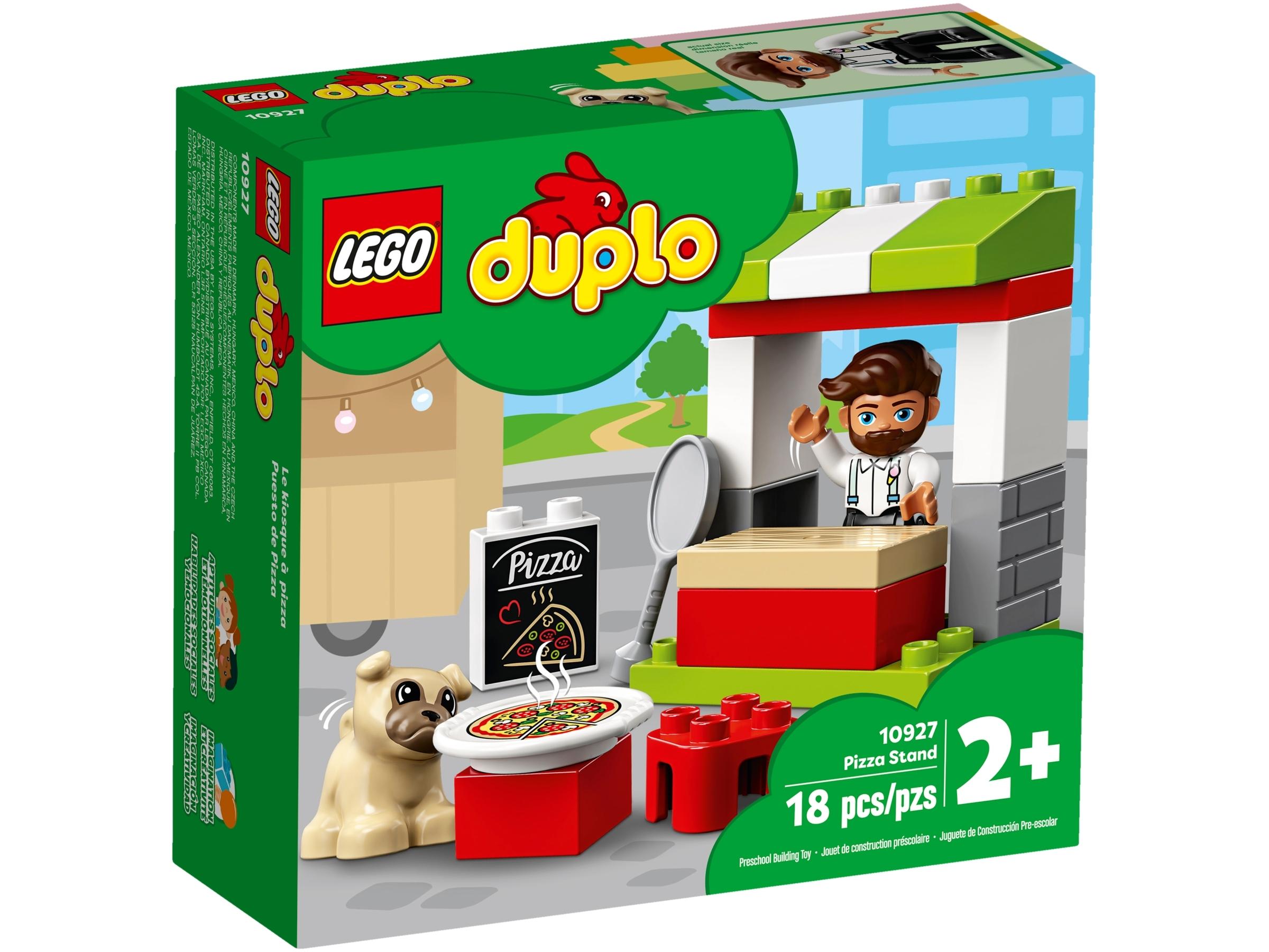 LEGO DUPLO 10927 Pizzastånd