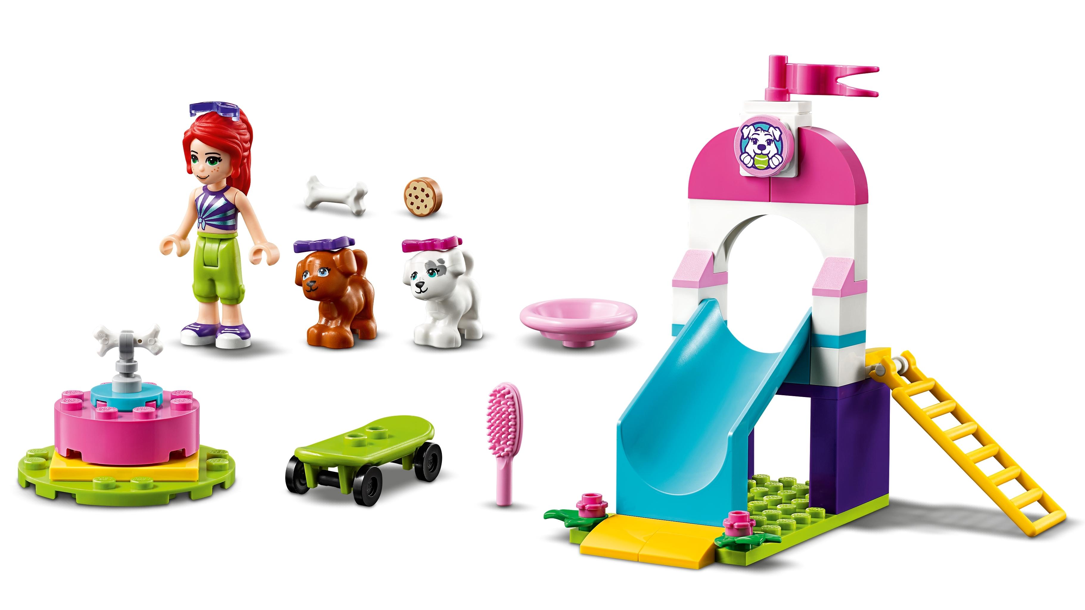 LEGO Friends 41396 Valplekplats