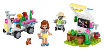 LEGO Friends 41425 Olivias blomsterträdgård