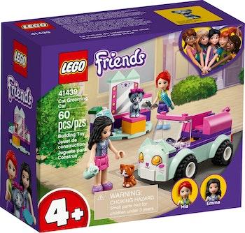LEGO Friends 41439 Kattskötarbil