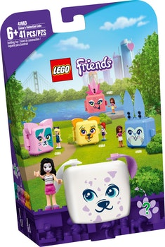 LEGO Friends 41663 Emmas dalmatinerkub