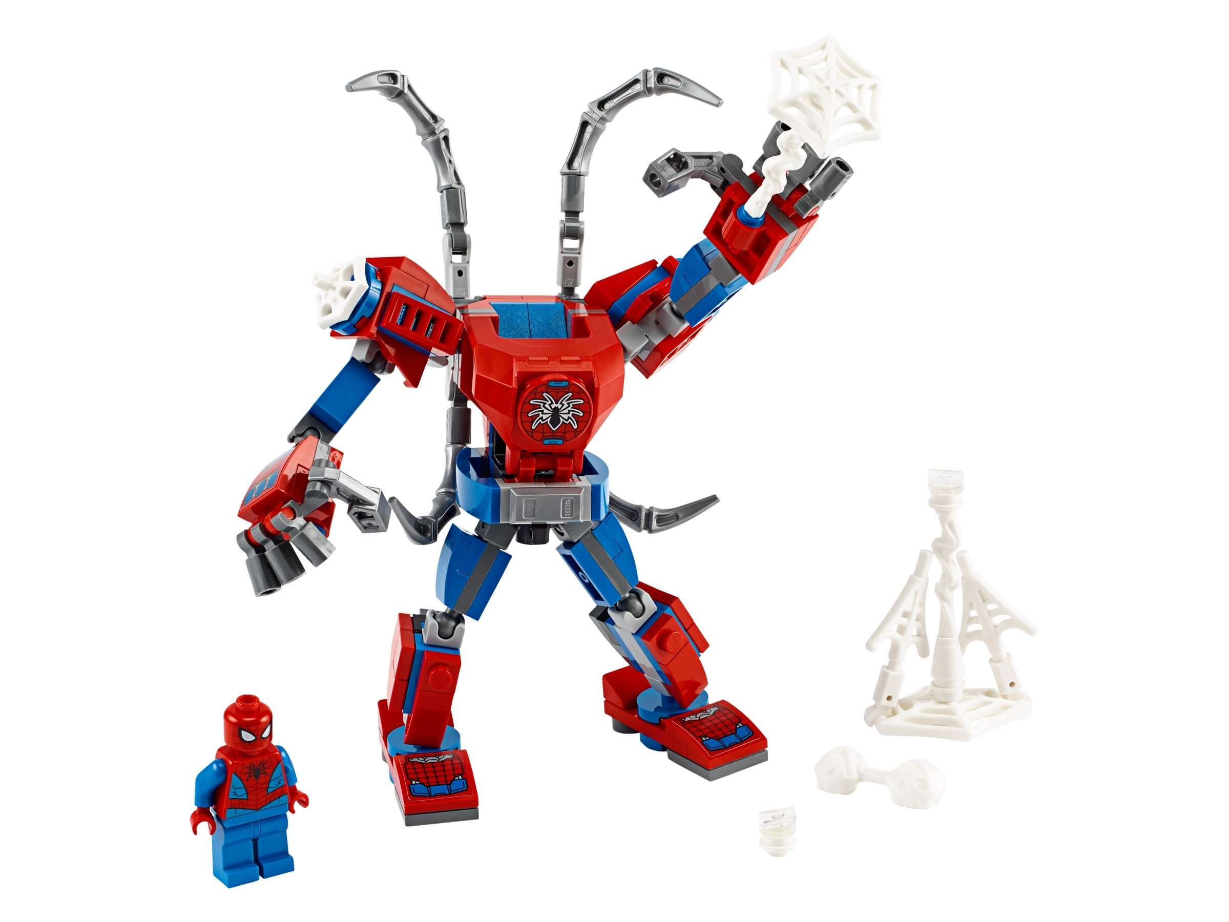 LEGO Marvel 76146 Spider-Mans robot