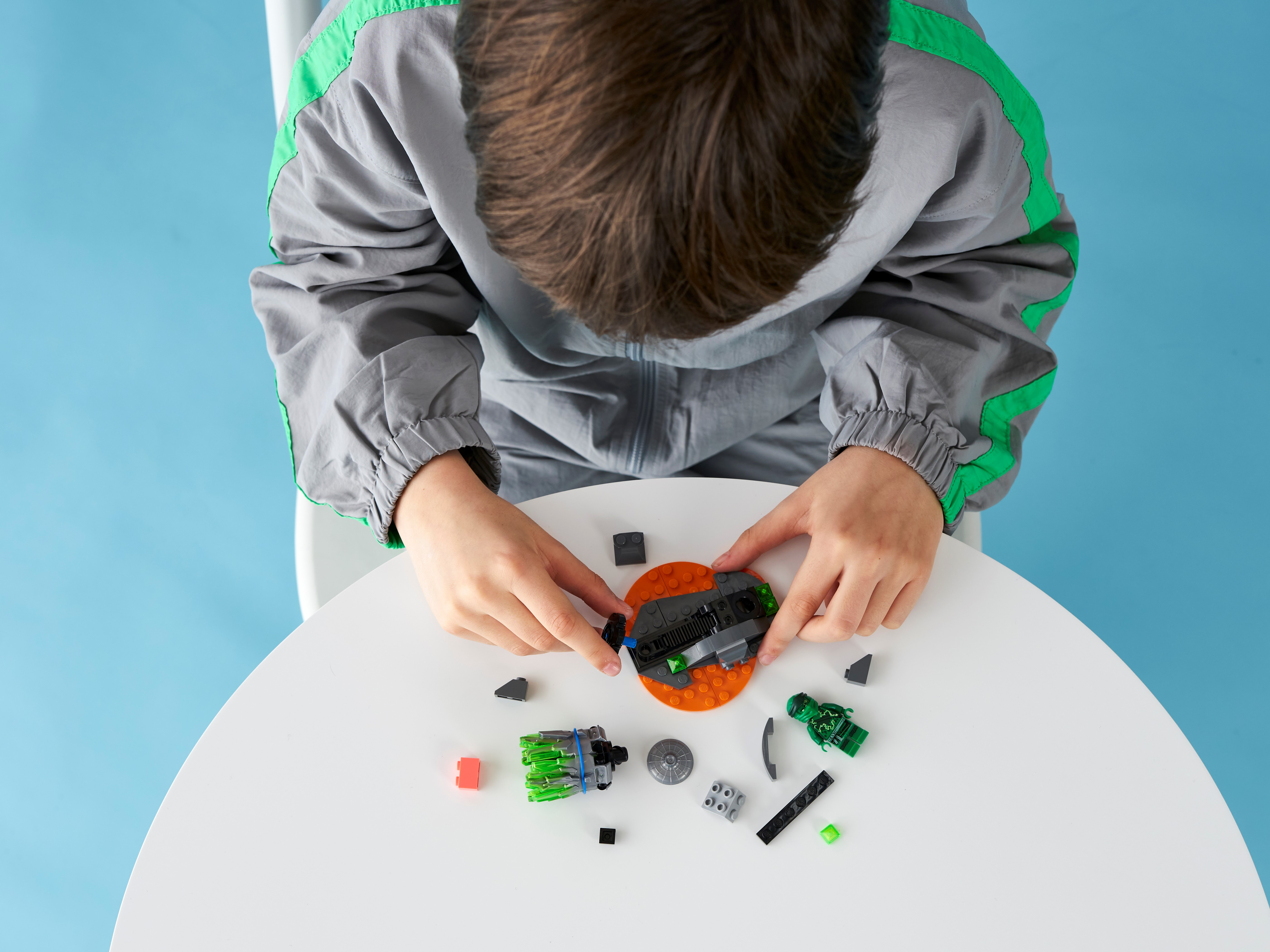 LEGO NINJAGO 70687 Spinjitzuanfall – Lloyd