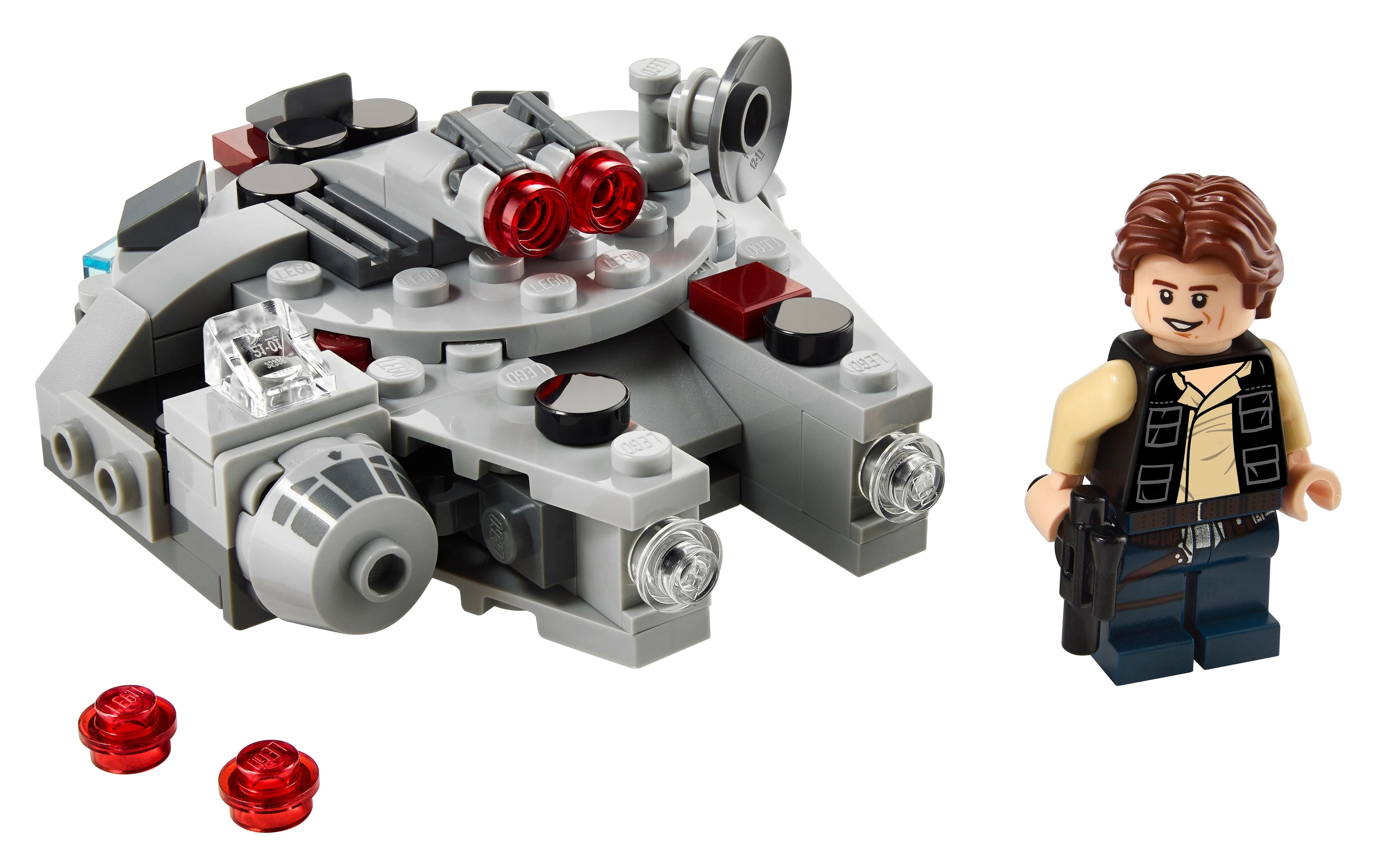LEGO StarWars 75295 Millennium Falcon Microfighter