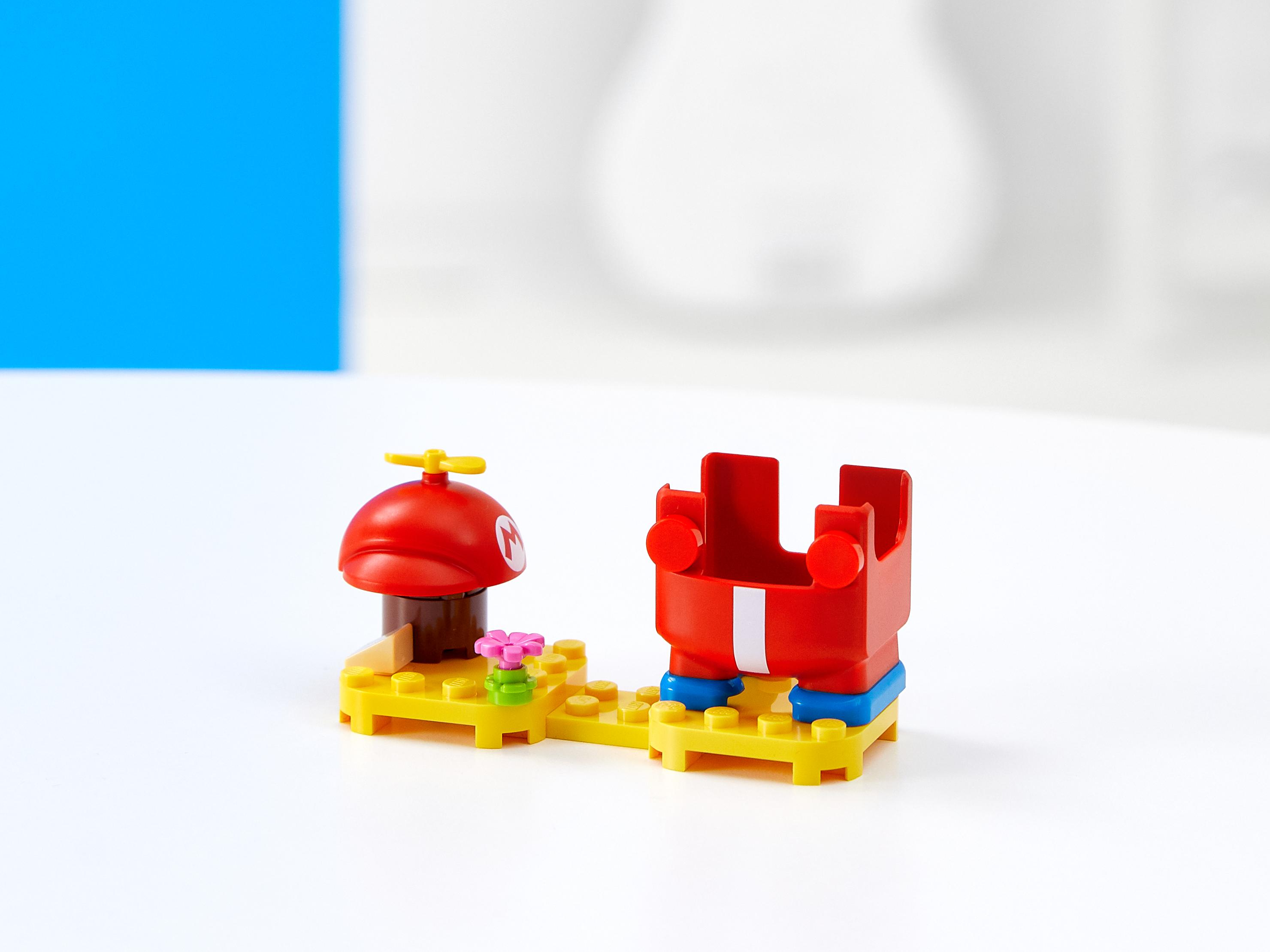 LEGO Super Mario 71371 Propeller Mario – Boostpaket