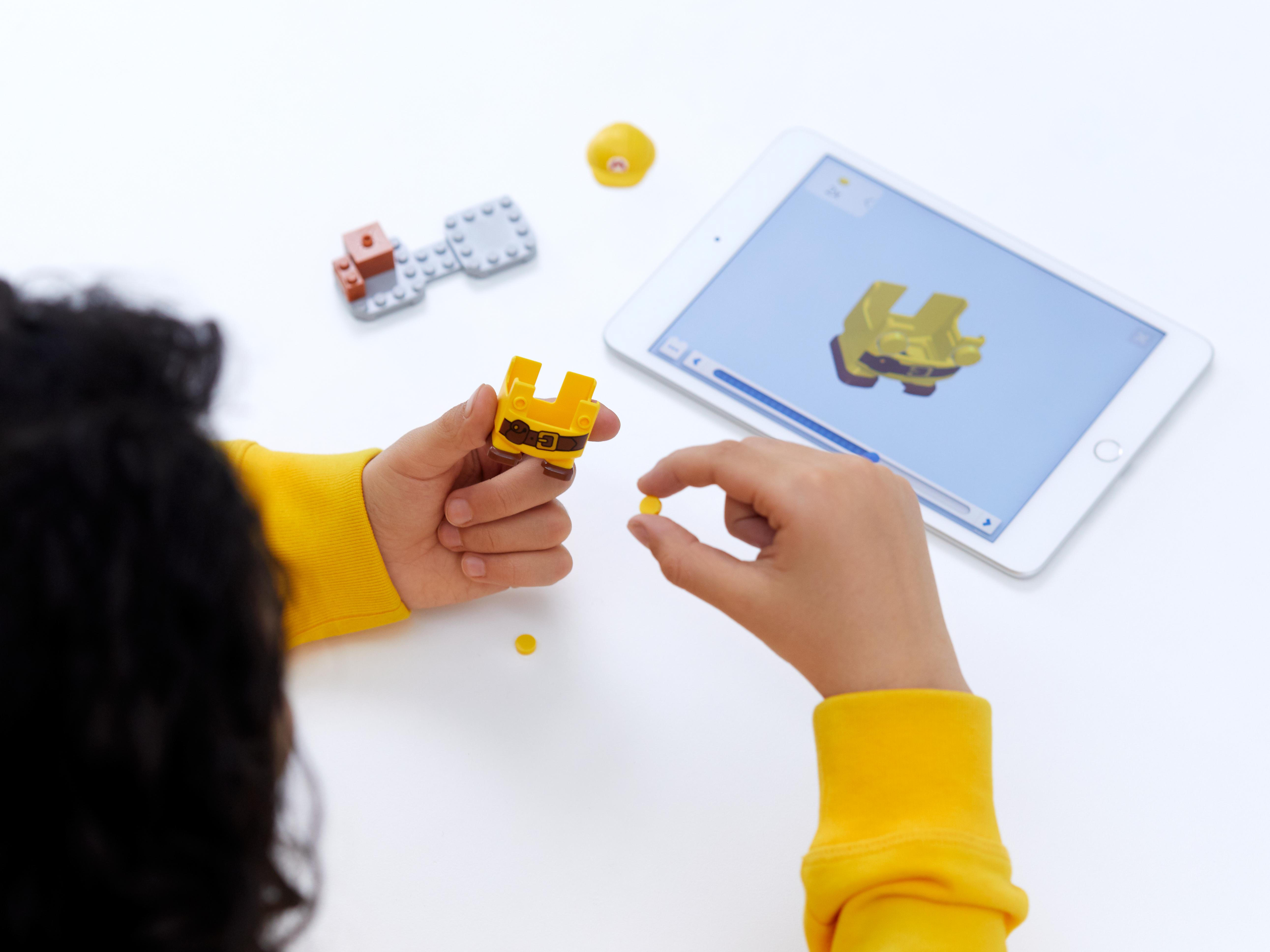 LEGO Super Mario 71373 Builder Mario – Boostpaket