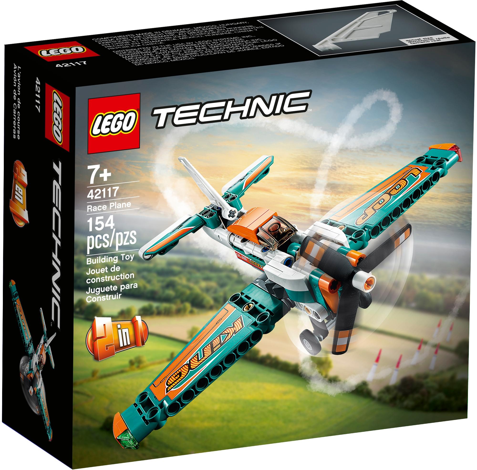 LEGO Technic 42117 Racerplan