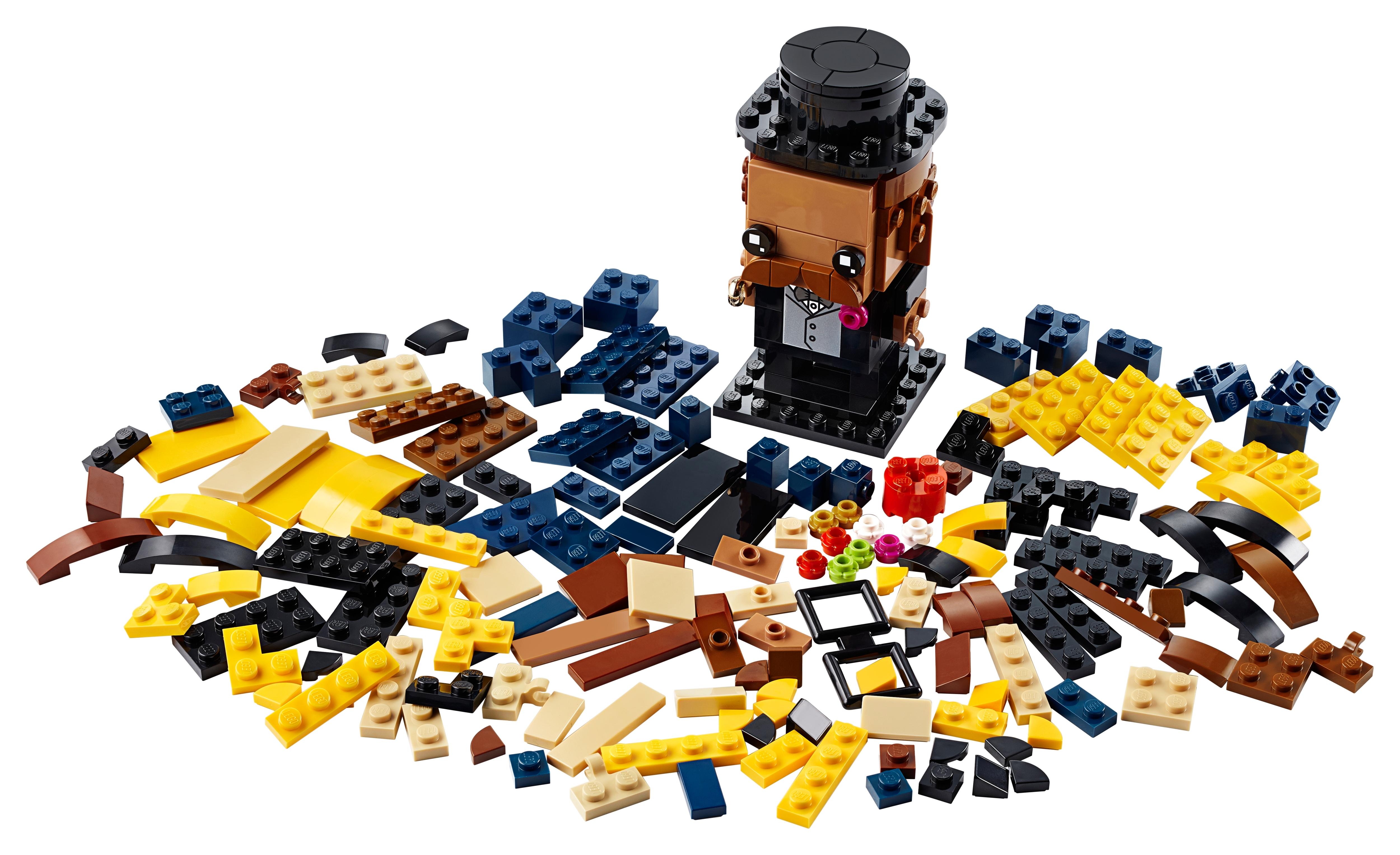 LEGO BrickHeadz 40384 Brudgum
