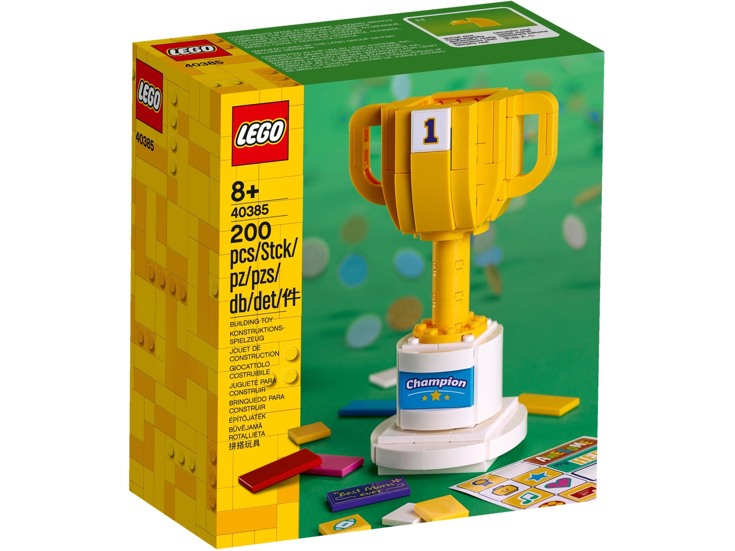 LEGO Övrigt 40385 Pokal