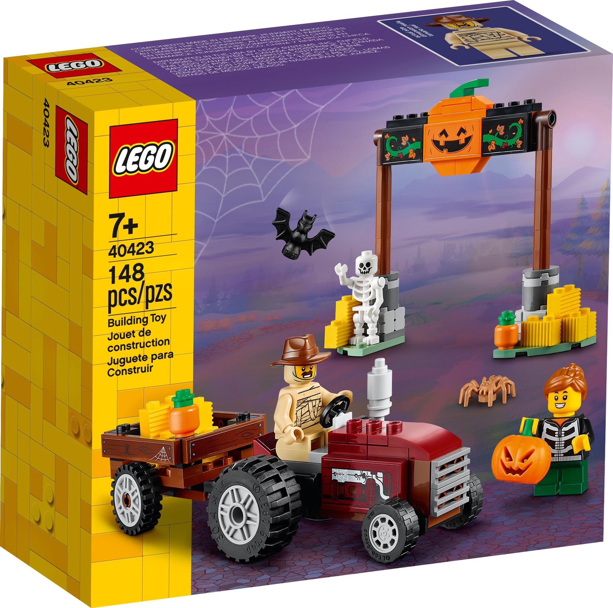 LEGO Övrigt 40423 Halloweenåktur