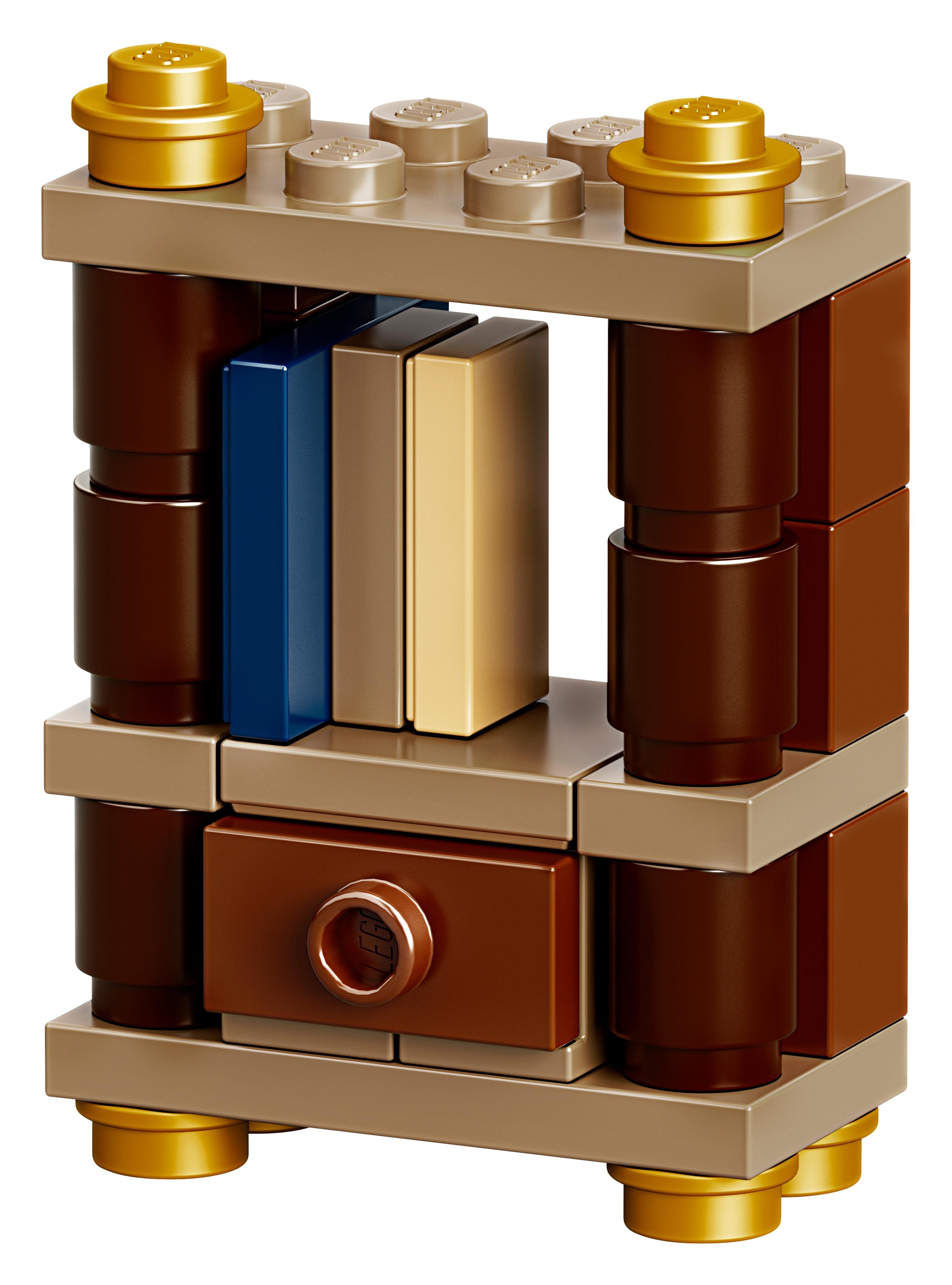 LEGO Harry Potter 40419 Hogwarts elevtillbehörsset