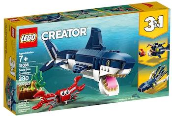 LEGO Creator 3-in-1 31088 Djuphavsvarelser