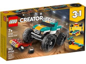 LEGO Creator 3-in-1 31101 Monstertruck