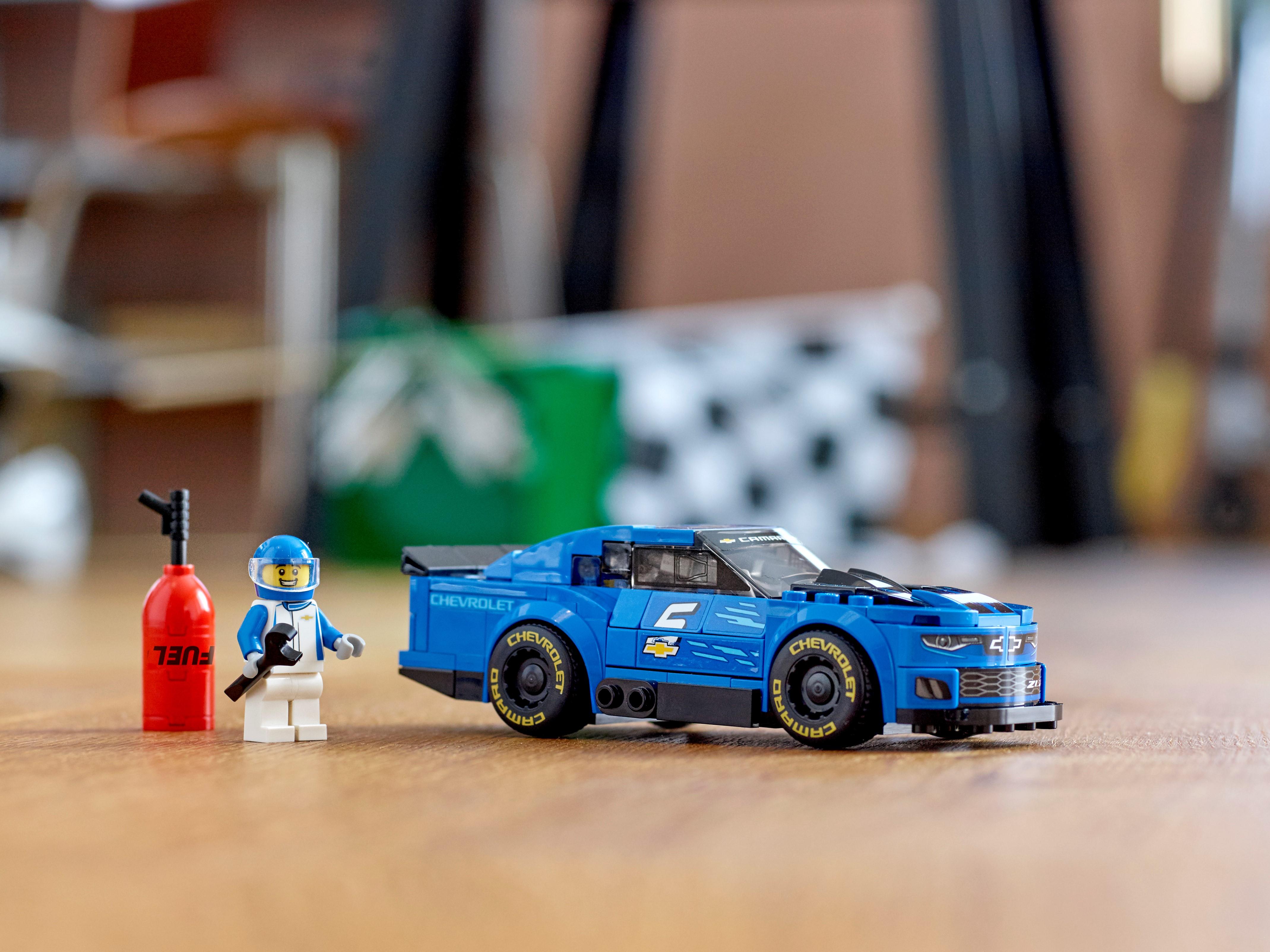 LEGO Speed Champions 75891 Chevrolet Camaro ZL1 racerbil