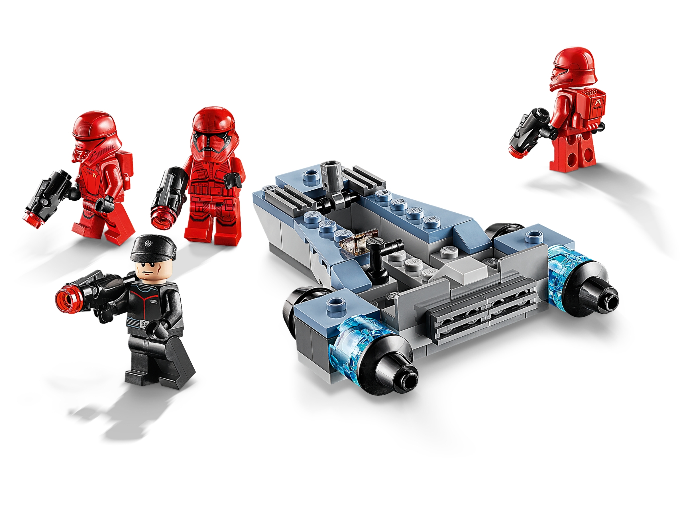 LEGO StarWars 75266 Sith Troopers Battle Pack
