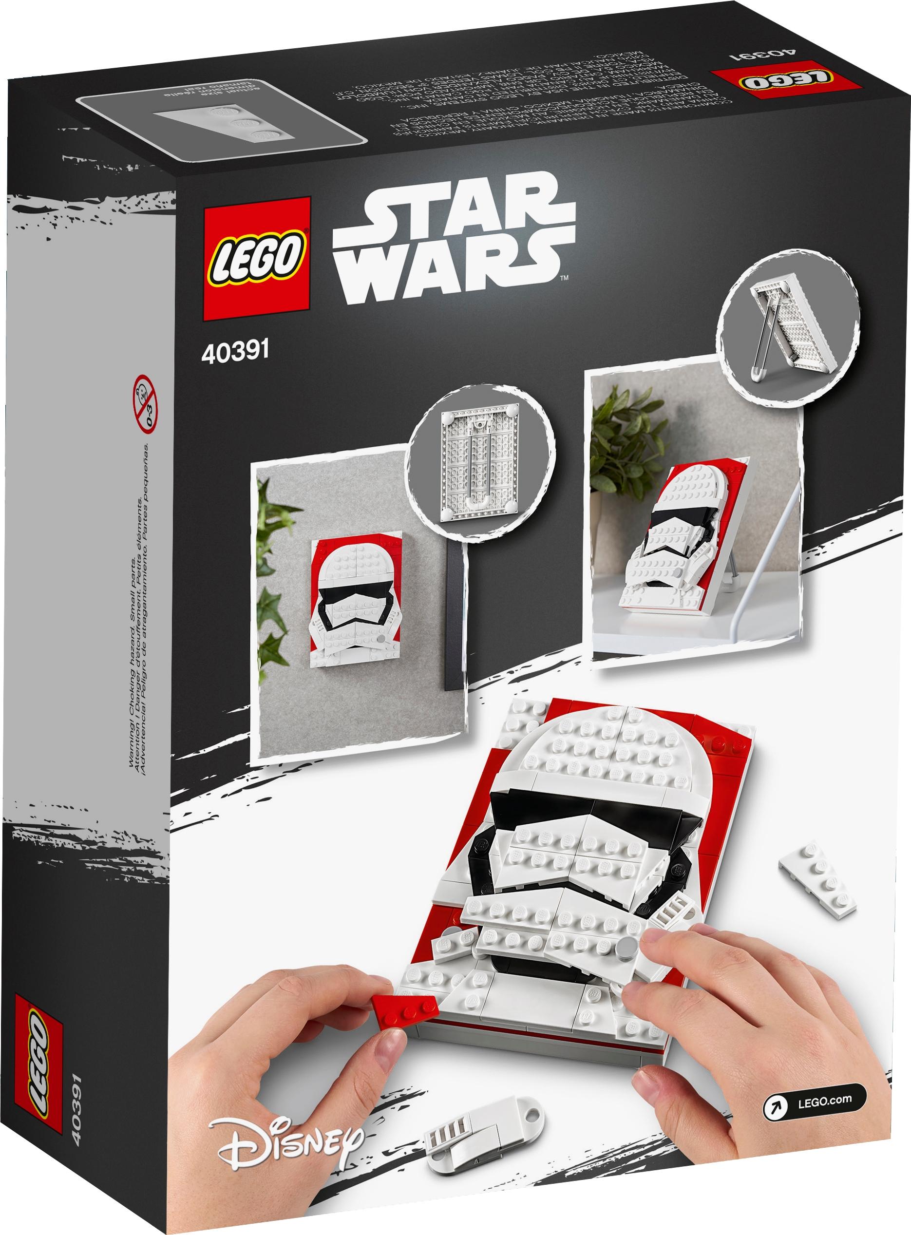 LEGO StarWars 40391 First Order Stormtrooper