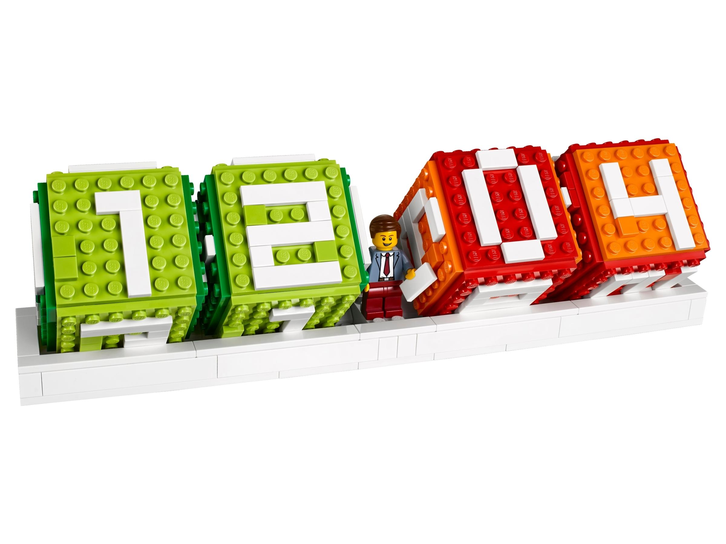 LEGO Övrigt 40172 Klosskalender 2017