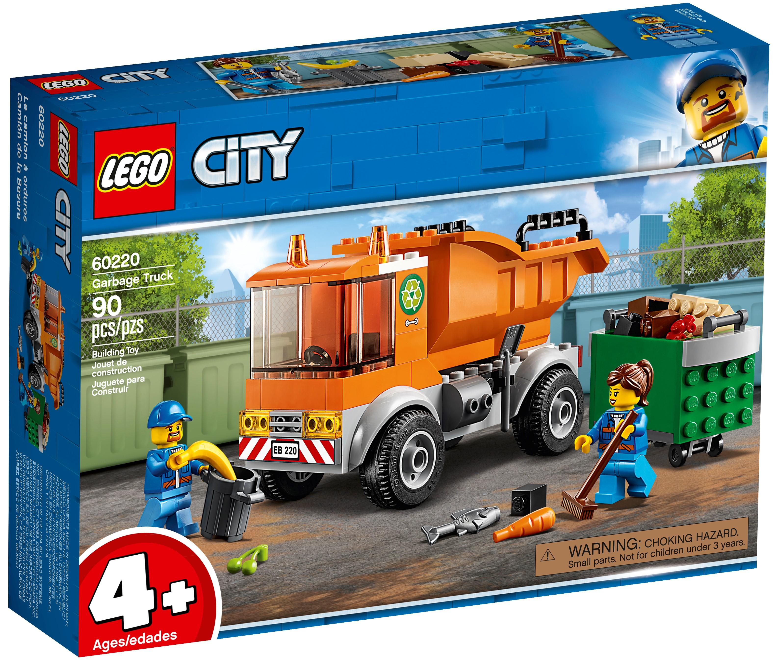 LEGO City 60220 Sopbil