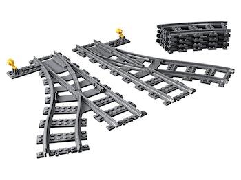 LEGO City 60238 Växlar